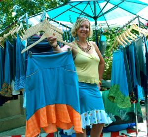 Lindsay Evans, Clothing, Lithia Artisans Market of Ashland, Oregon