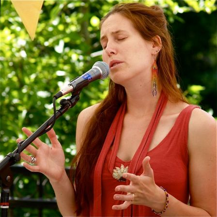 Amanda West will be dropping by to play her original tunes while on a west Coast tour from Santa Cruz. Lithia Artisans Market of Ashland, Oregon on June 30 from 3-5pm.