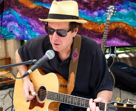 Doug Warner plays Lithia Artisans Market this coming Sunday, July 14th from 3:00-5:00. Amazing Blues Man!