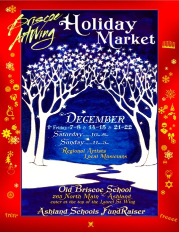 Holiday Market Poster Lower Res