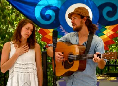 Jacqui and Danny come to entertain us this Saturday, November 29th from 4-6pm. Can't wait.