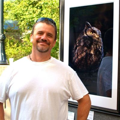 Dan Elster, wildlife photographer extraordinaire, is the featured artisan this weekend. Everything in his booth is 20% OFF this weekend only!