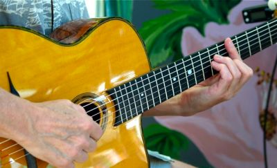 Live Music every weekend at Lithia Artisans Market of Ashland, Oregon. Local art, craft, and music along Ashland Creek.