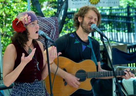 The Sky System create magical music. Come see them this Sunday, July 5th from 2:30-4:30 at Lithia Artisans Market of Ashland, Oregon.