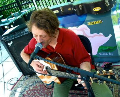 Sunny Erickson, Singer-Songwriter, Lithia Artisans Market of Ashland, Oregon