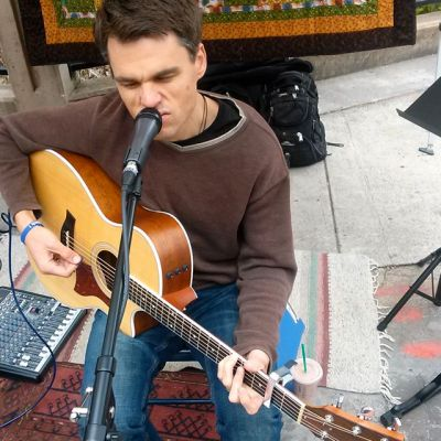 Jeff Stanley, Singer-songwriter, is a regular at the Lithia Artisans Market of Ashland, Oregon. Playing this Sunday from 2:30-4:30.